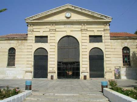 The Municipal Market chania