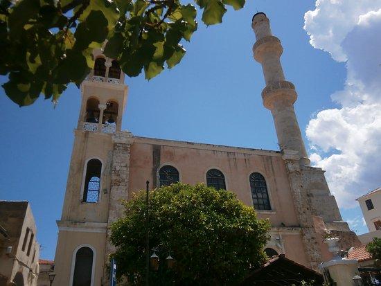 kathedraal-met-kerktoren