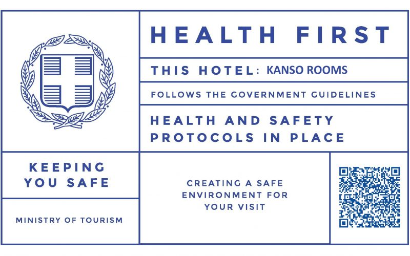 KANSO HEALTH FIRST